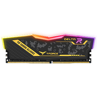 DELTA TUF Gaming Alliance RGB DDR4 台式机内存
