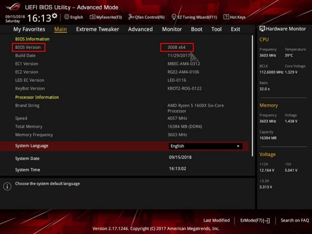 TEAMGROUP DRAM Module AMD Ryzen system easy setting example-TEAMGROUP
