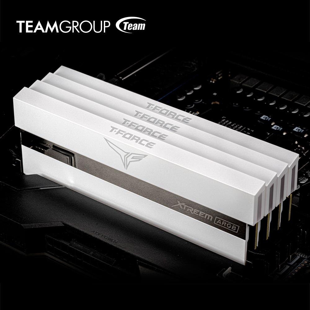 XTREEM ARGB WHITE DDR4 GAMING MEMORY-3