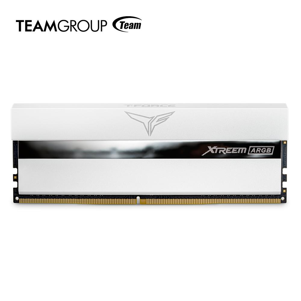 XTREEM ARGB WHITE DDR4 GAMING MEMORY-1