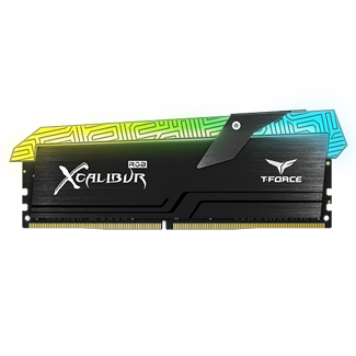 NIGHT HAWK RGB / LED DDR4 desktop memory modules,rgb ram│TEAMGROUP