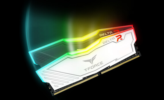 Full color DDR4