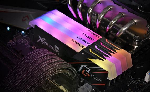 ASRock Phantom Gaming certified RGB memory