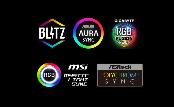 RGB Fusion software