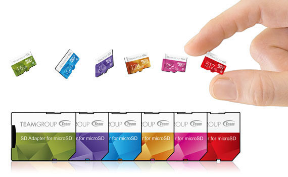 Change your impression about memory cards