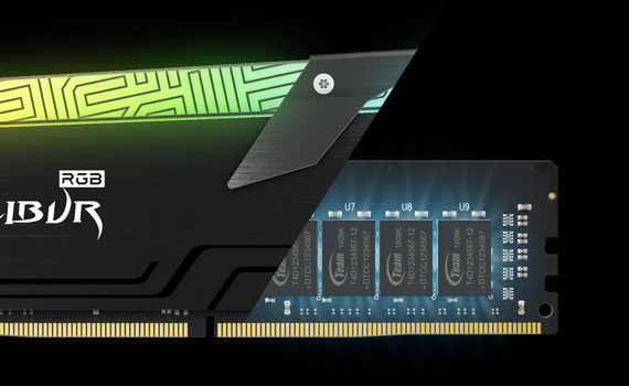 Stunning speed - Best Choice for gaming memory module