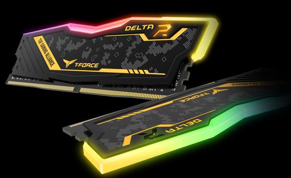 TEAMGROUP Gaming RGB Memory