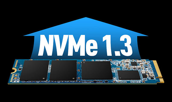 NVMe - No more lag