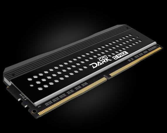 T-FORCE DARK PRO 8PACK DDR4 overclocking desktop memory