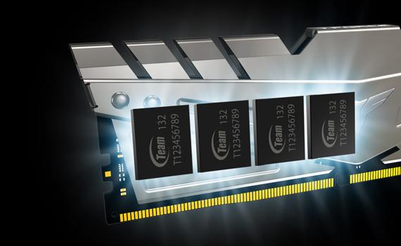 Chips de circuito integrado seleccionados, estables y duraderos