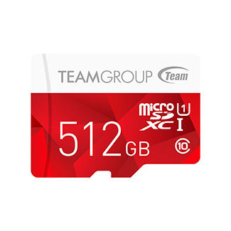 Color Card Micro SDHC/SDXC UHS-I