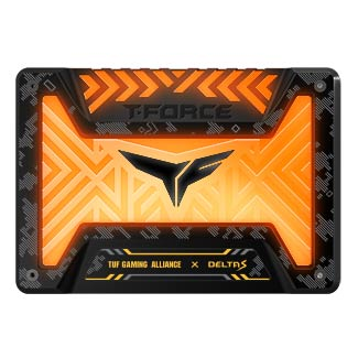 DELTA S TUF Gaming Alliance RGB SSD (12V)