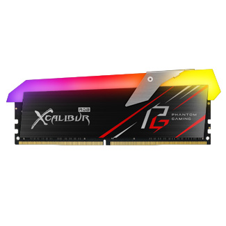XCALIBUR PHANTOM Gaming RGB DDR4桌上型記憶體