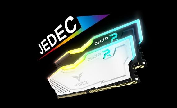 符合JEDEC RC 2.0大幅提升傳輸效能
